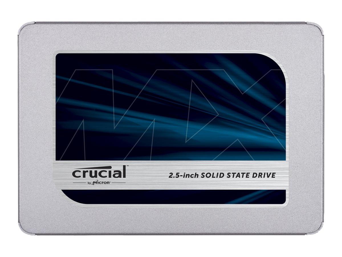 """Crucial MX500 - 2 TB SSD - intern - 2.5"""" (6.4 cm)"""