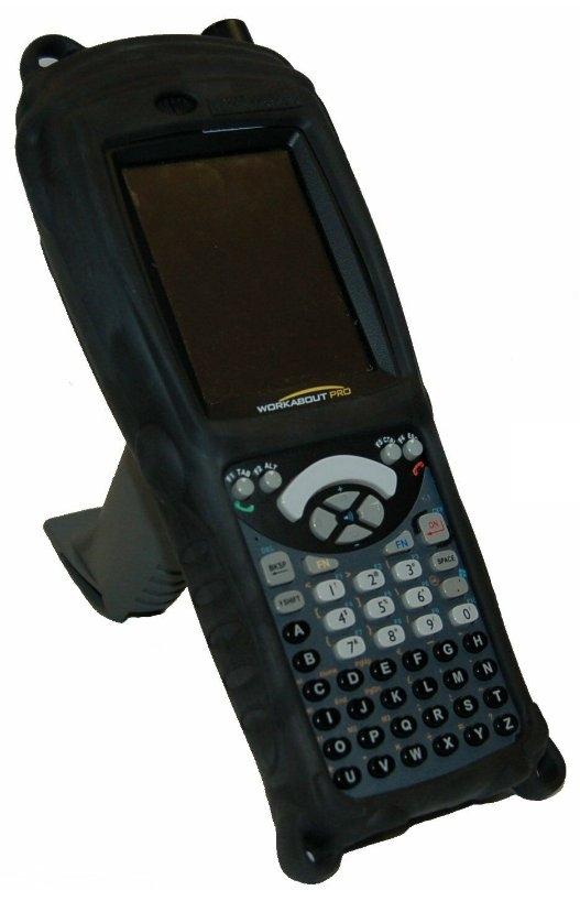Zebra WA6404 Handheld device rugged boot Schwarz PDA-Zubehör
