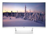 27 - LED-Monitor - gebogen