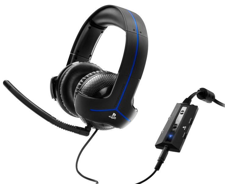 ThrustMaster Y-300X - Headset - Full-Size