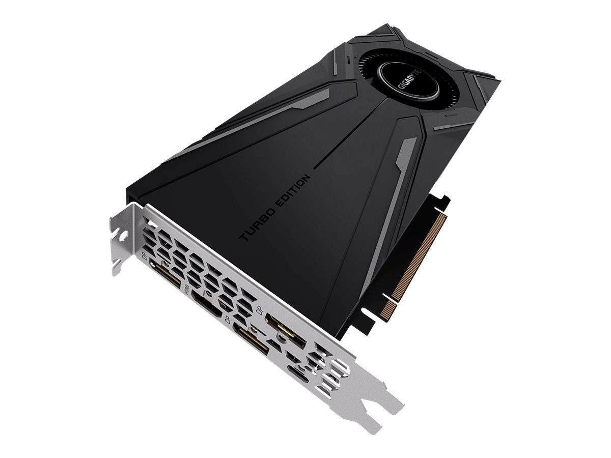 Gigabyte GeForce RTX 2080 Ti TURBO OC 11G - Turbo Edition
