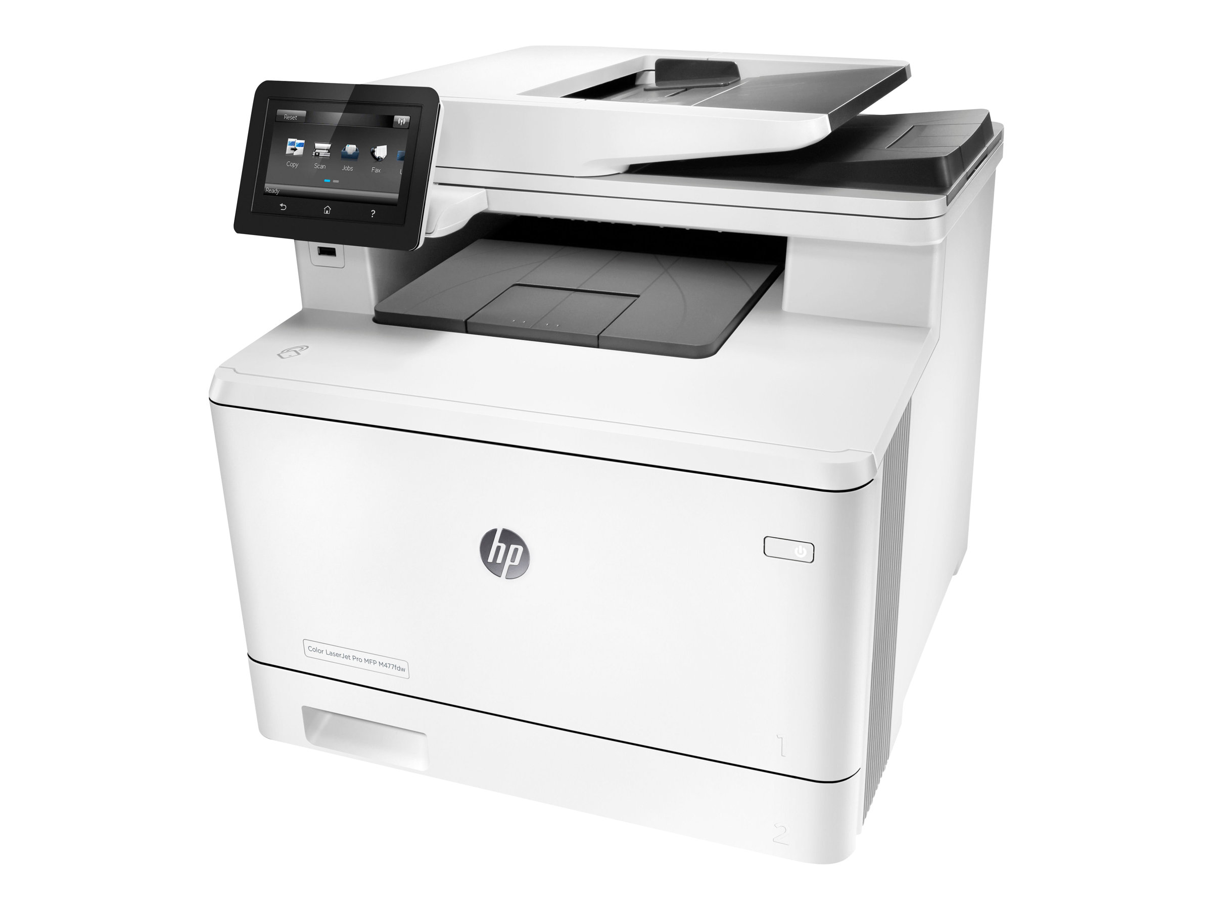 HP Color LaserJet Pro M477fdw, Farblaser, MFP, A4