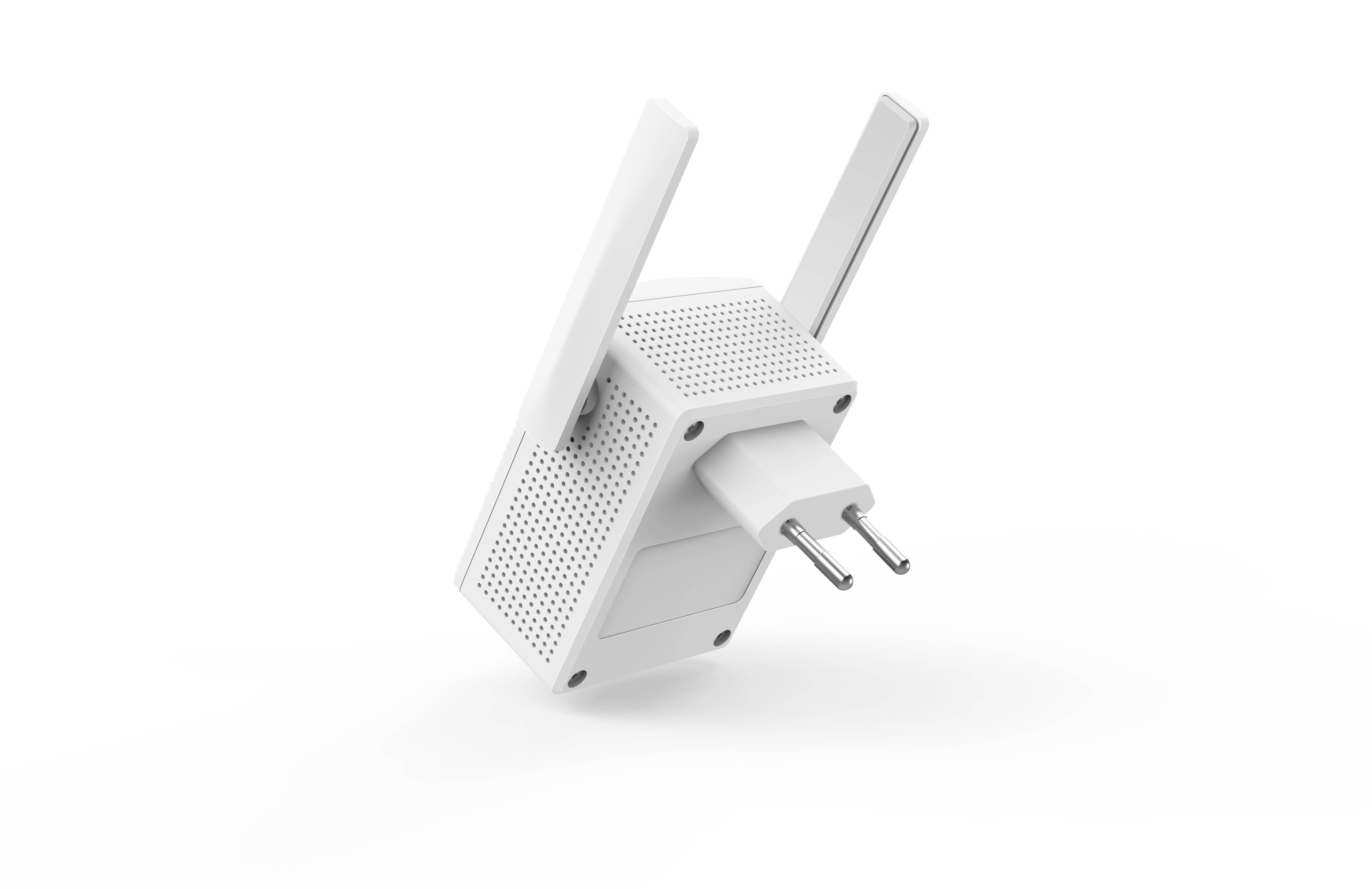 Tenda A18  867 Mbit/s  11  54  300  867 Mbps  External  Omnidirectional  2 dBi  2.412  2.484  5.15  5.25 GHz