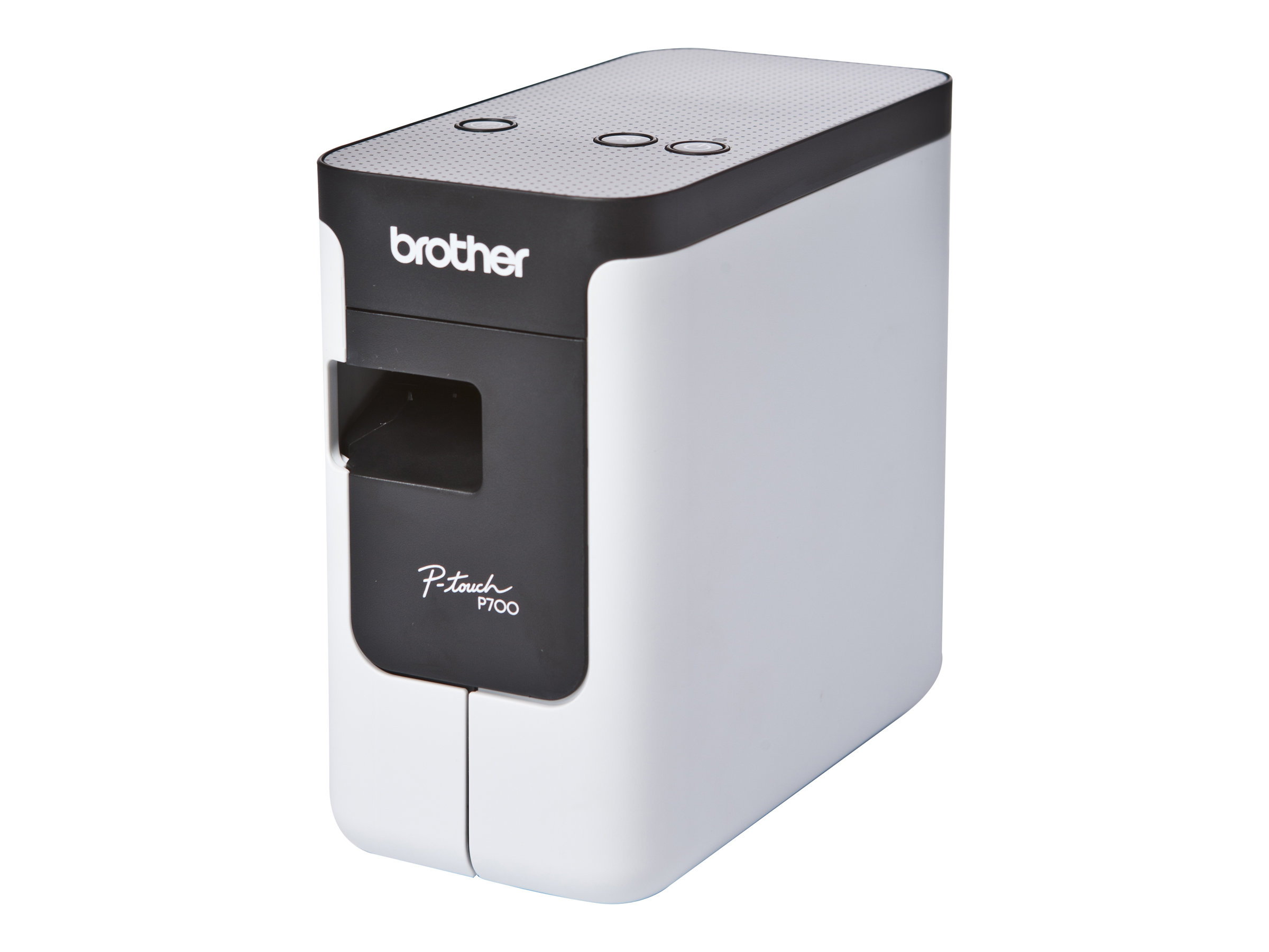 Brother P-Touch PT-P700 - Etikettendrucker - Thermal Transfer - Rolle (2,4 cm)
