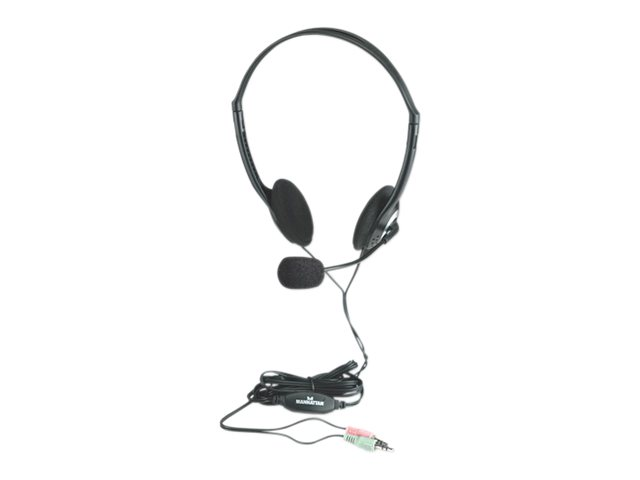 Manhattan - Headset - On-Ear