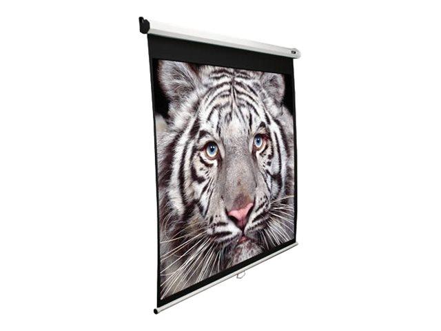Elite Screens Manual Series M94NWX - Leinwand - Deckenmontage möglich, geeignet für Wandmontage - 239 cm (94 Zoll)