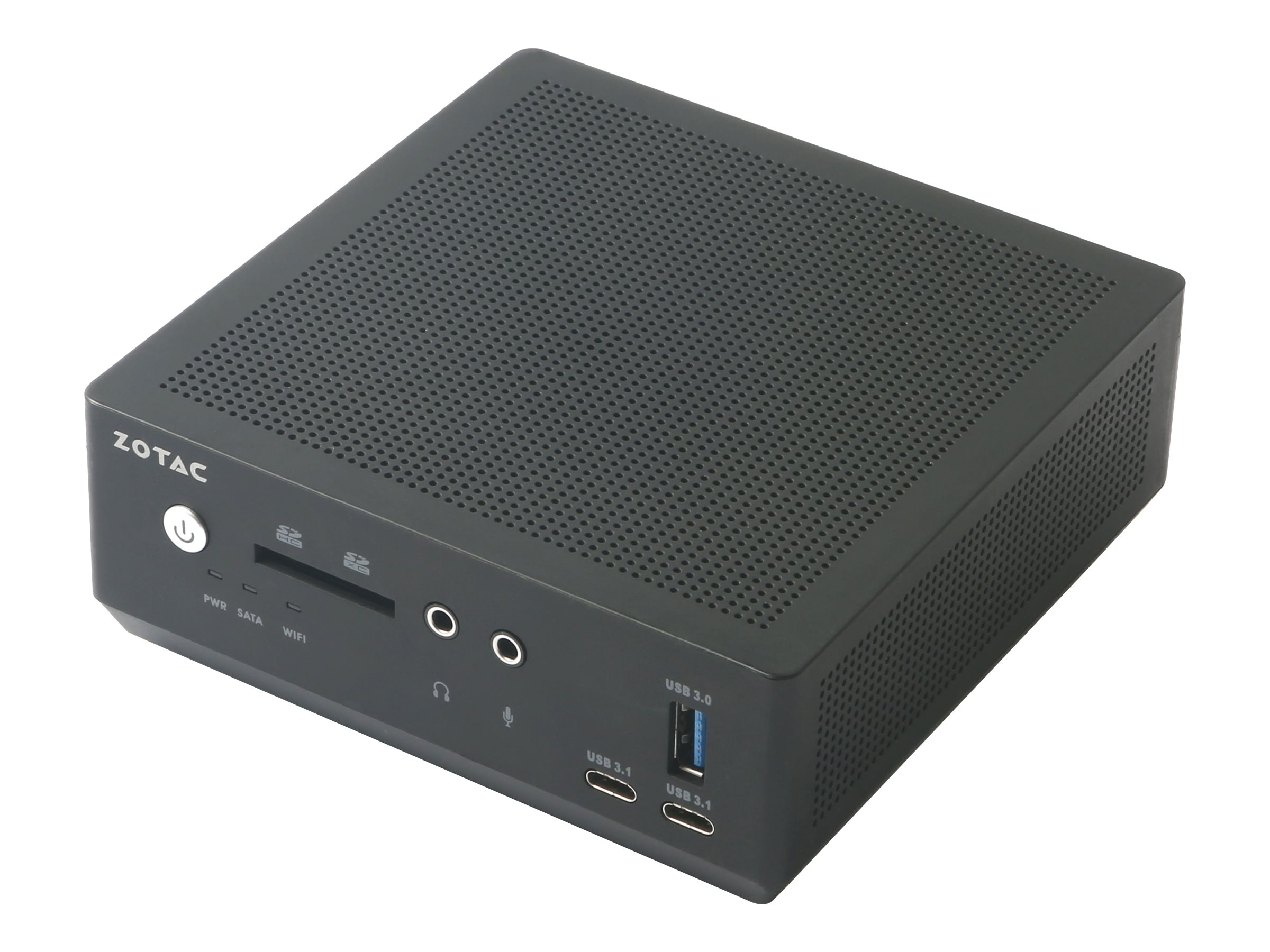 ZOTAC ZBOX M Series MI660 nano - Barebone - Mini-PC