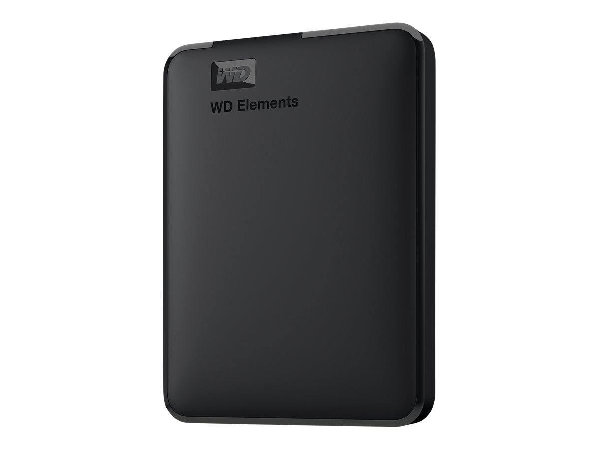 WD Elements Portable WDBUZG5000ABK - Festplatte - 500 GB - extern (tragbar)