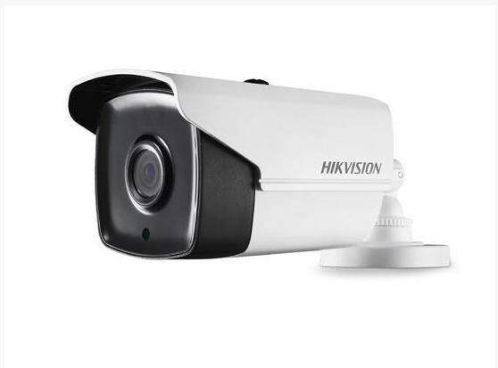 Hikvision DS-2CE16H0T-IT3E - CCTV Sicherheitskamera - Outdoor - Verkabelt - Geschoss - Decke/Wand - Schwarz - Weiß