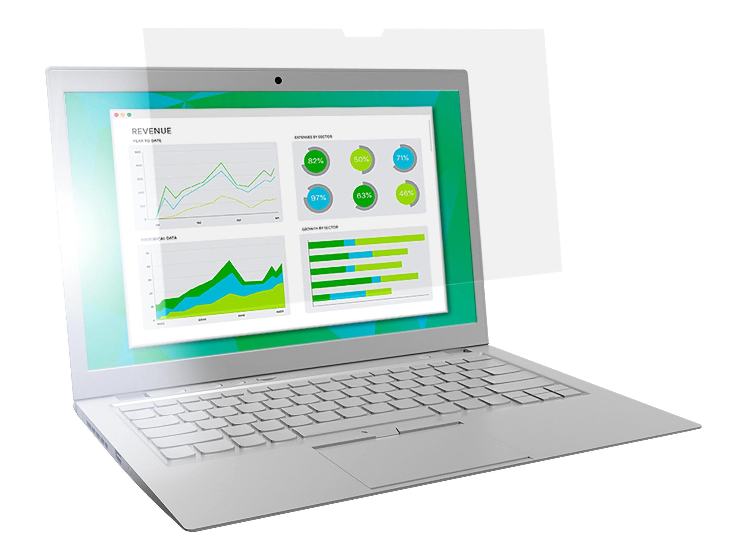 """3M Blendschutzfilter für 14"""" Breitbild-Laptop - Blendfreier Notebook-Filter - 35,6 cm Breitbild (14"""" Breitbild)"""