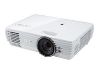 Home H7850 Desktop-Projektor 3000ANSI Lumen DLP 2160p (3840x2160) Weiß Beamer