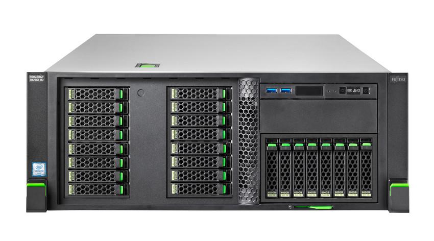 Fujitsu PRIMERGY R X2560 - Server
