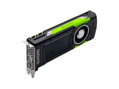 HPE NVIDIA Quadro P6000 - Grafikkarten - Quadro P6000