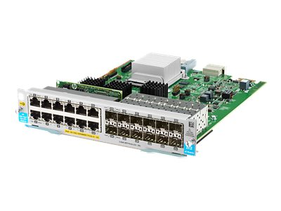 HPE 12p PoE+ / 12p 1GbE SFP v3 zl2 Module (J9989A)