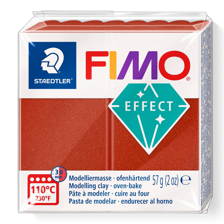 Vorschau: STAEDTLER FIMO 8020 - Knetmasse - Kupfer - Erwachsene - 1 Stück(e) - Metallic copper - 1 Farben