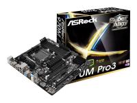 970M Pro3 AMD 970 Socket AM3+ Micro ATX Motherboard