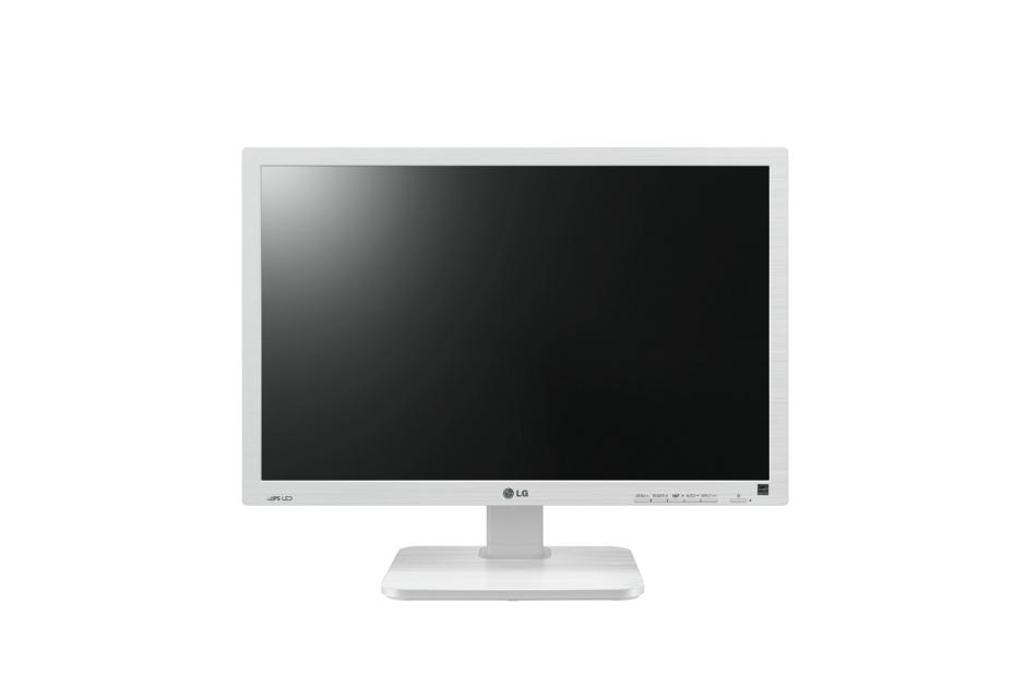 LG 24 24MB65PY-V D-Sub DVI DP white USB IPS 16 10 1920x12 - Flachbildschirm (TFT/LCD) - 61 cm