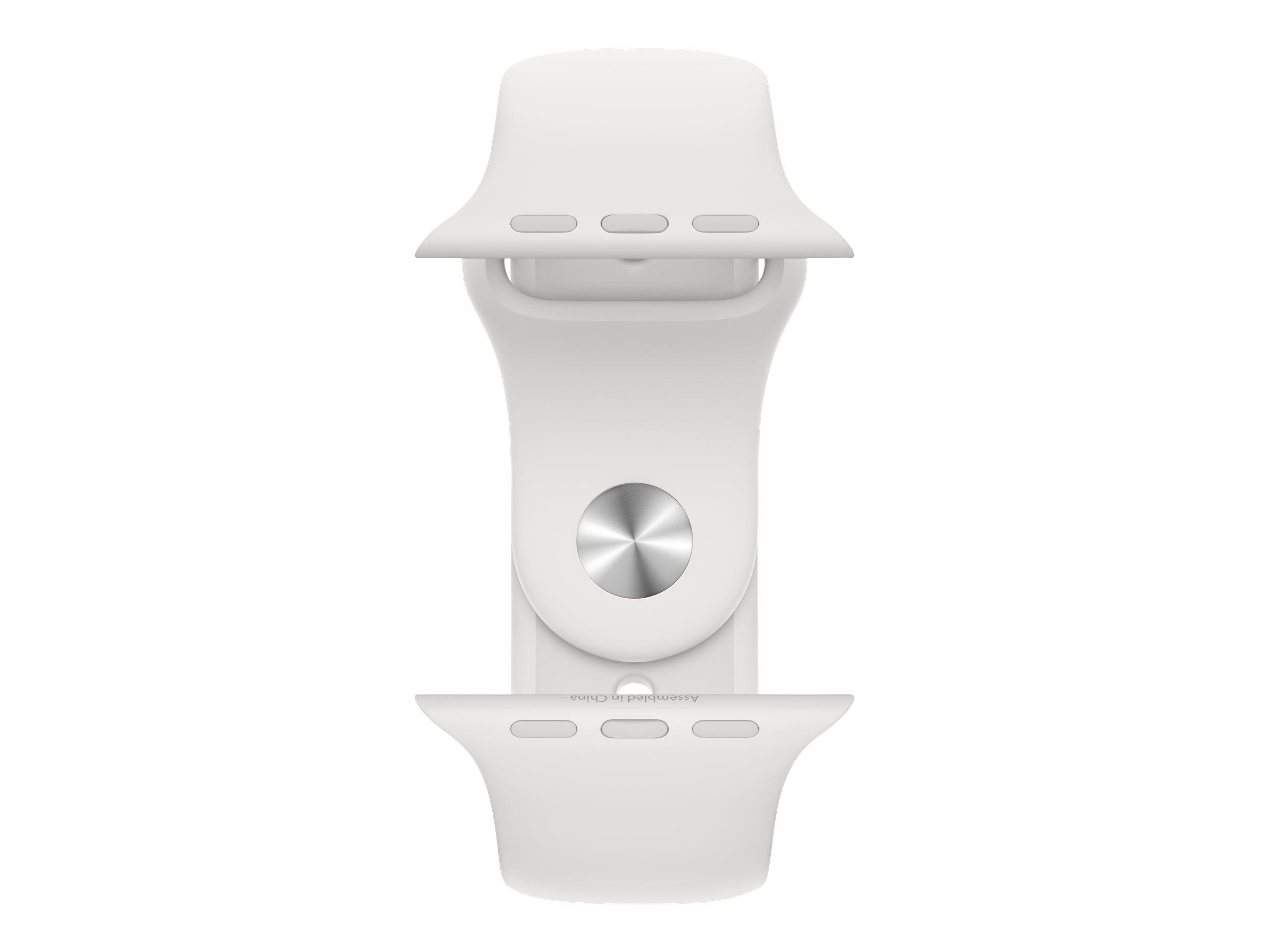 Apple Watch Series 6 (GPS) - 44 mm - Aluminium, Silber