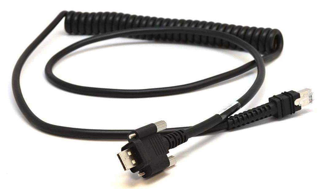 Zebra CBA-UF2-C12ZAR - USB A - 3,6 m - DS36X8