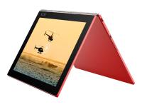 Yoga Book 1.44GHz x5-Z8550 Intel® Atom 10.1Zoll 1920 x 1200Pixel Touchscreen 4G Schwarz - Rot Hybrid (2-in-1)