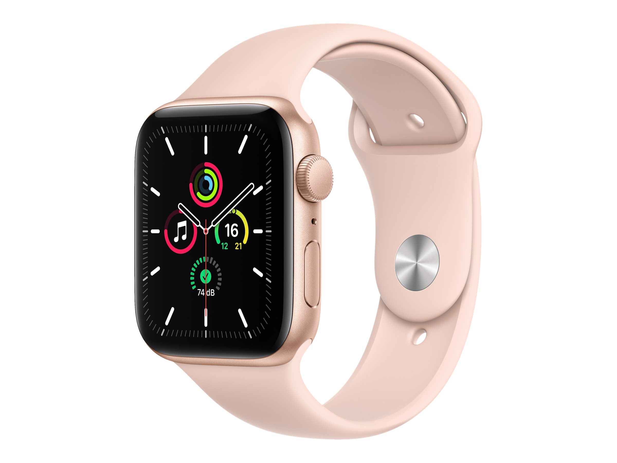 Apple Watch SE (GPS) - 44 mm - Gold Aluminium