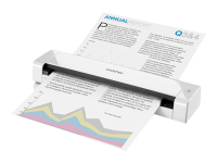 DSmobile 720D - Einzelblatt-Scanner - Duplex