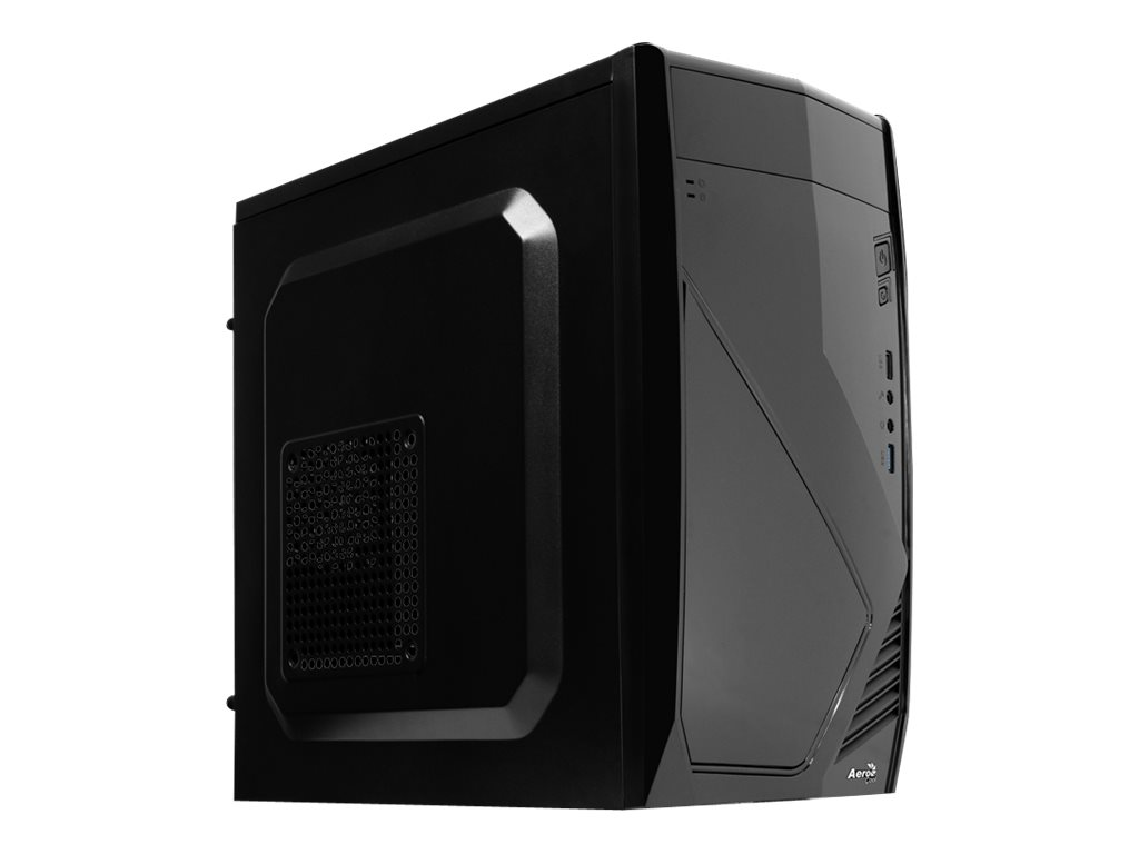 AEROCOOL ADVANCED TECHNOLOGIES AeroCool PGS C Series CS-102 - Tower - Mini-ITX - ohne Netzteil (ATX / PS/2)