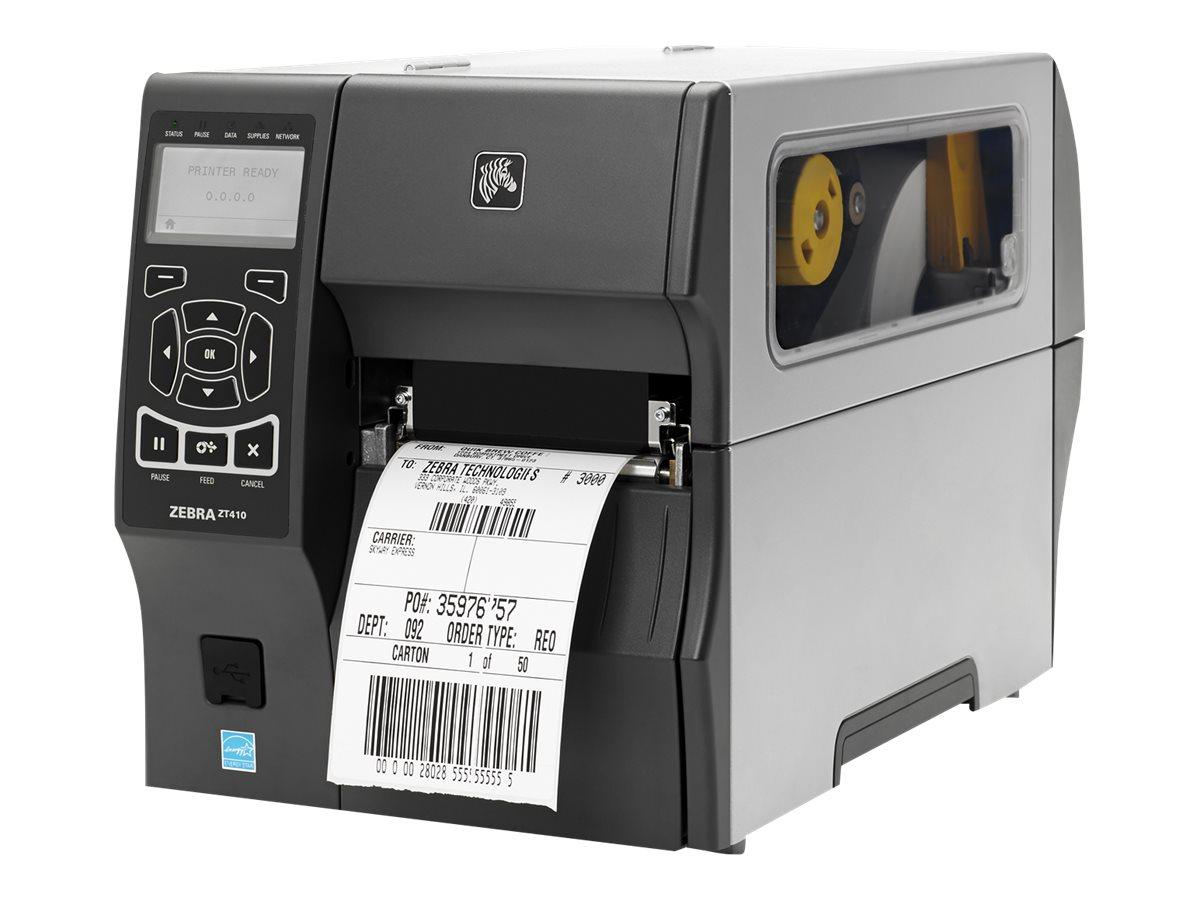 Zebra ZT400 Series ZT410 - Etikettendrucker - TD/TT - Rolle (11,4 cm)