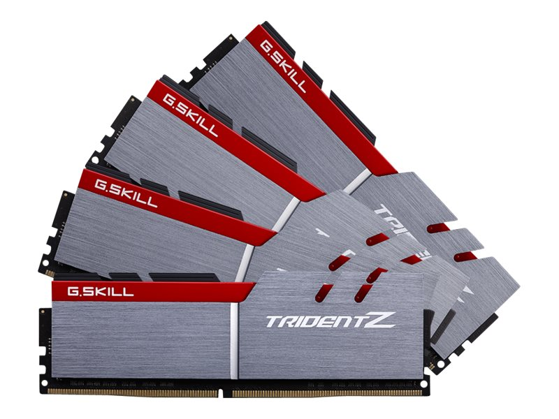G.Skill TridentZ Series - DDR4 - kit - 64 GB: 4 x 16 GB