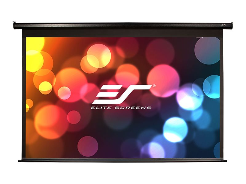 """Elite Screens Elite Spectrum Series Electric100H - Leinwand - Deckenmontage möglich, geeignet für Wandmontage - motorisiert - 254 cm (100"""")"""
