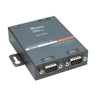 Lantronix SecureBox SDS2101  10/100BaseT(X)  128bit AES,256bit AES  RoHS
