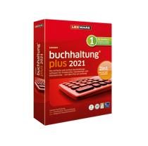 Lexware buchhaltung plus 2021 - Box-Pack (1 Jahr)