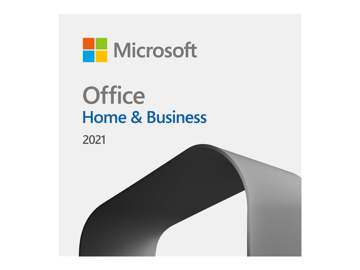 Microsoft Office Home and Business 2021 - Box-Pack