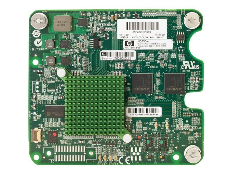 HP BLC NC550M FLEX-10GBE (581204-B21) - REFURB