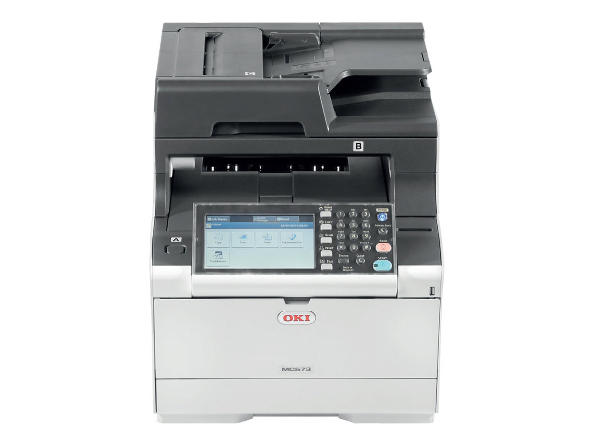 OKI MC573dn - Multifunktionsdrucker