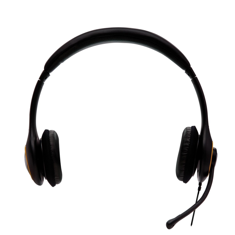 V7 HU511 - Headset ( Ohrenschale ) - Schwarz