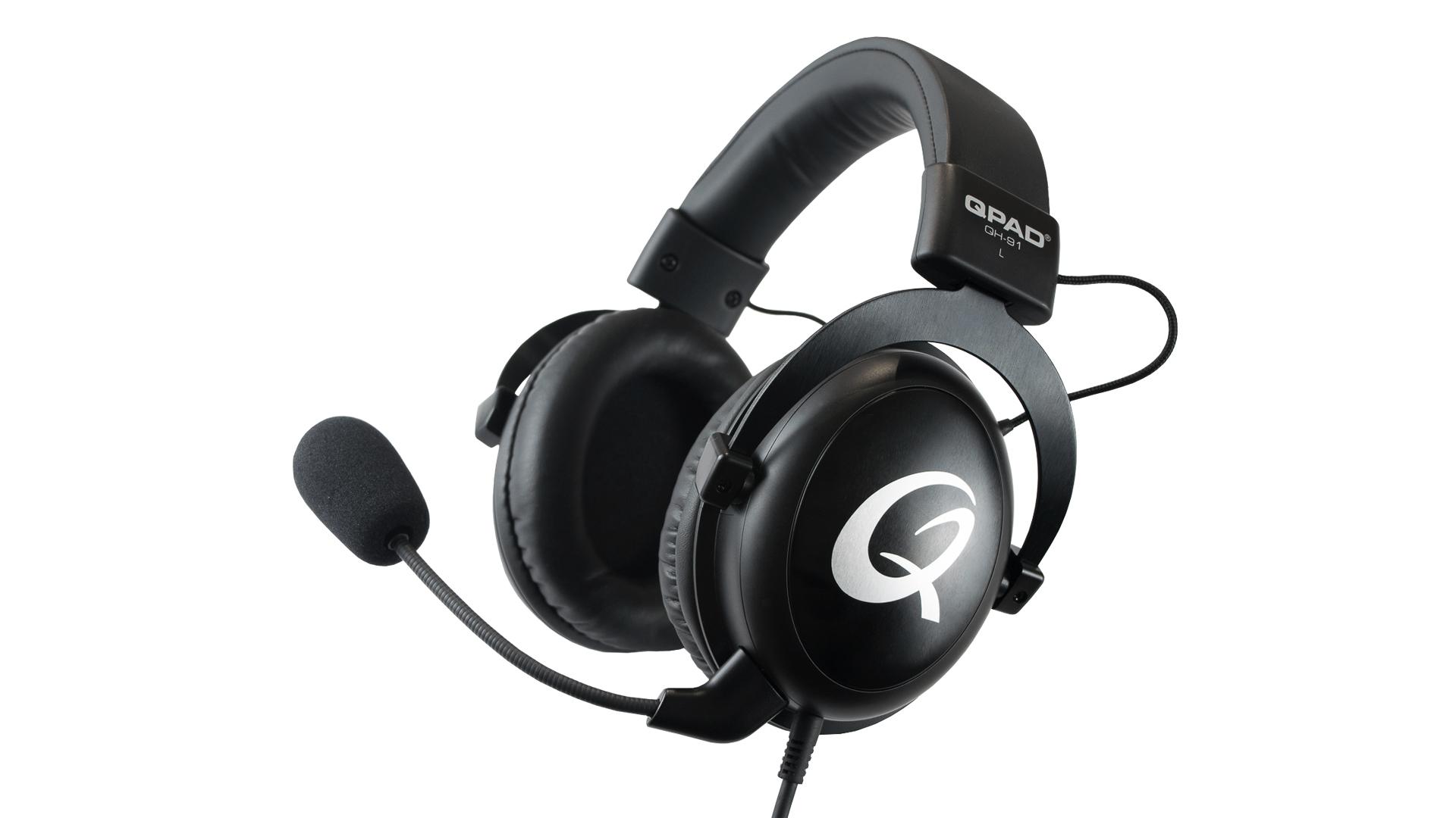 QPAD QH-91 - Headset - Kabelgebunden - 3,5 mm Klinke - Binaural