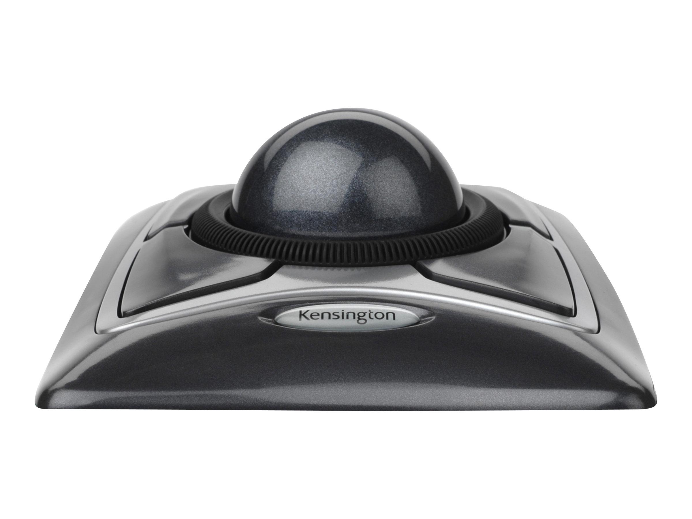 Kensington Expert Mouse - Trackball - rechts- und linkshändig