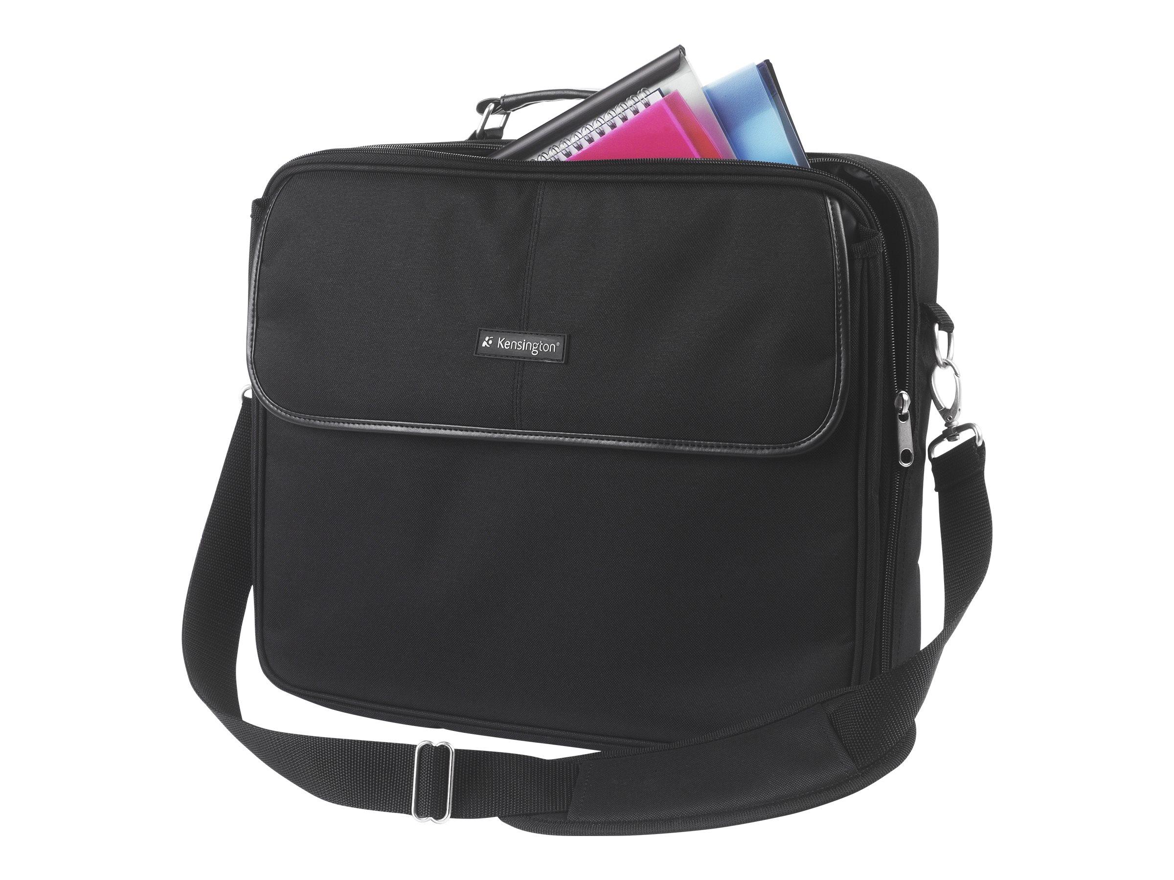"""Kensington SP30 Clamshell Case - Notebook-Tasche - 39.6 cm (15.6"""")"""