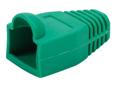 LogiLink Netzwerk-Cable-Boots - grün (Packung
