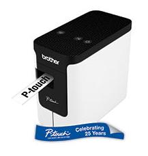 Brother P-touch P700 Beschriftungsgerät - Etiketten-/Labeldrucker - Thermotransferdruck