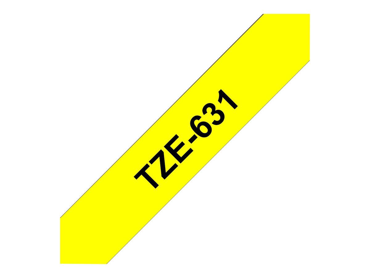 Brother TZe631 - Standard-Klebstoff