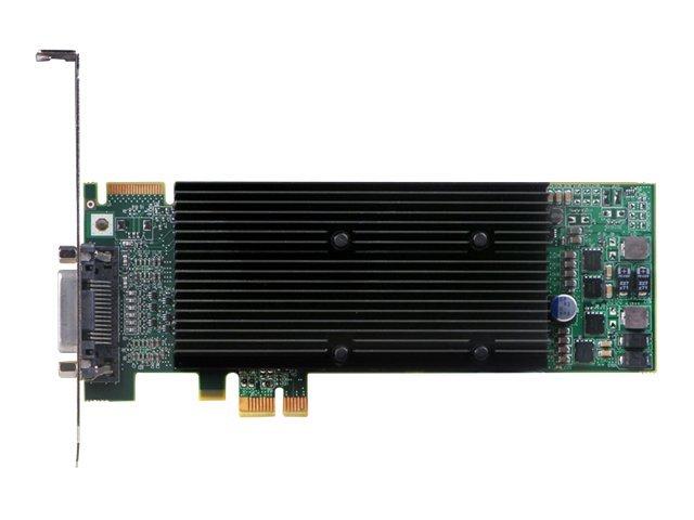 Matrox M9120 Plus LP - Grafikkarten - 512 MB DDR2