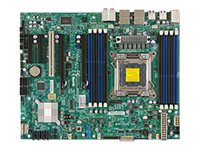Supermicro X9SRA - Motherboard