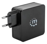 180054 Ladegerät für Mobilgeräte Innenraum Schwarz