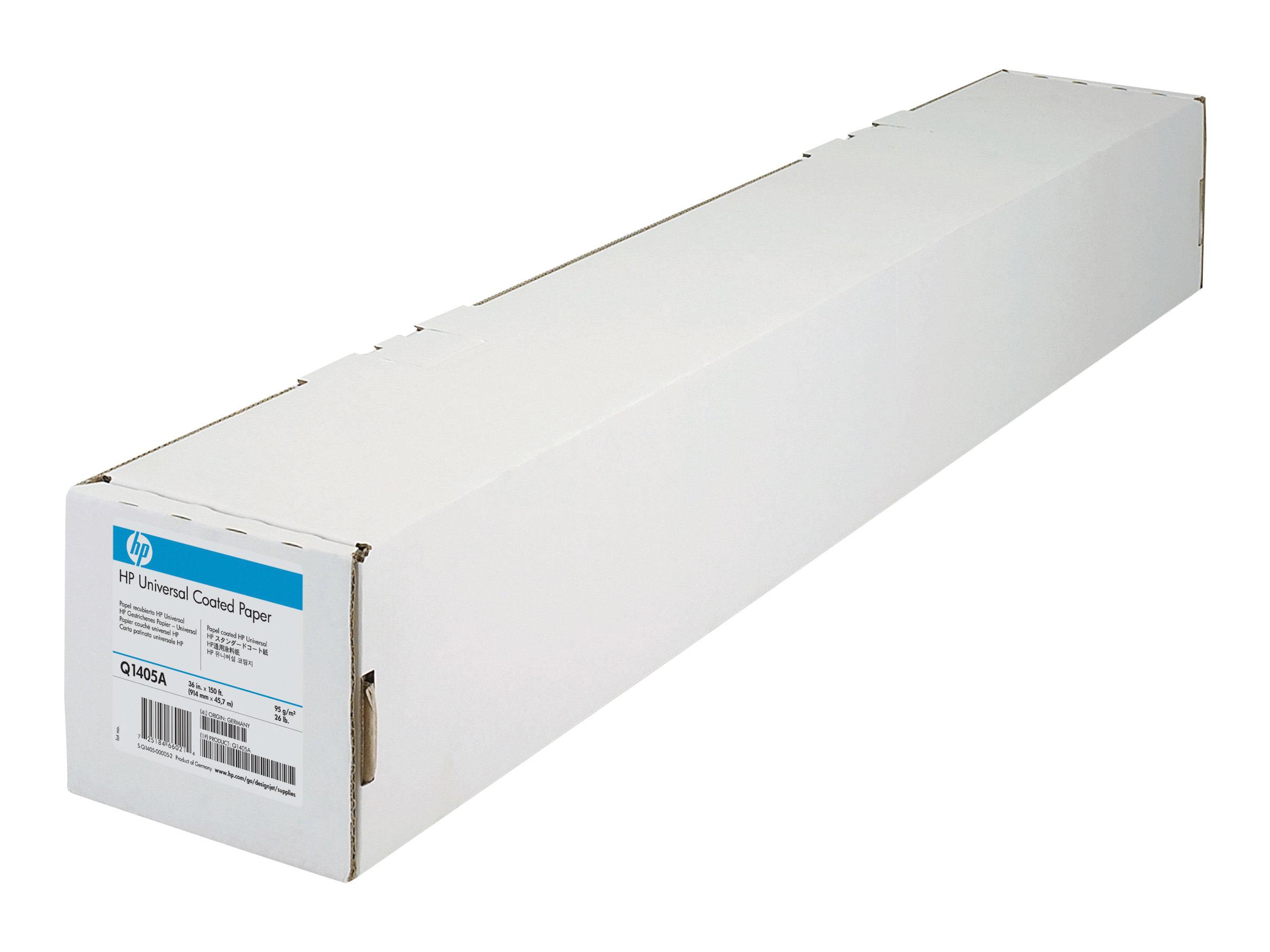HP Universal - Beschichtet - 4,9 mil
