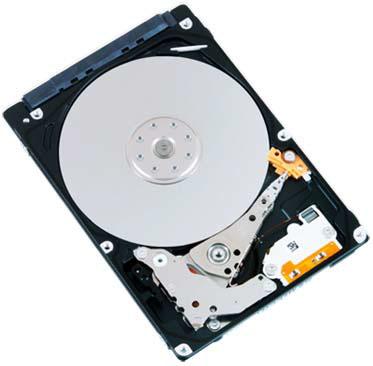 Toshiba MQ 01ABF050 - Festplatte