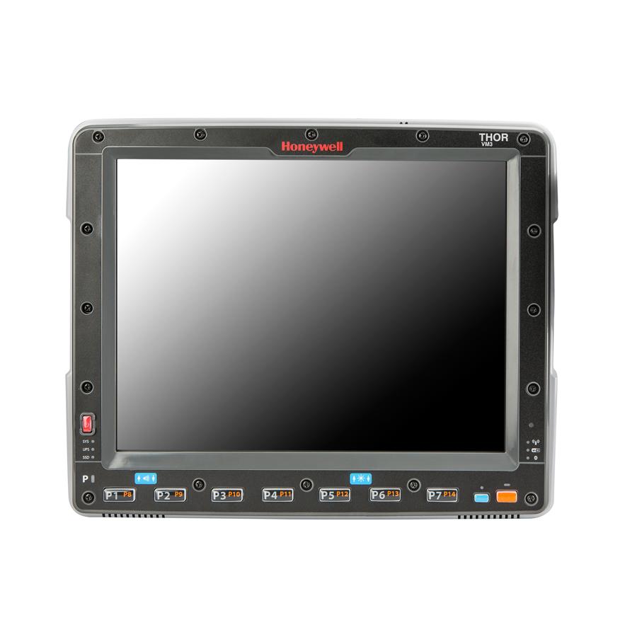 HONEYWELL Thor VM3 Tablet Intel® Atom E3826 64 GB Grau - Silber
