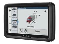 dzl 580 LMT-D Fixed 5Zoll TFT Touchscreen 234g Schwarz - Grau Navigationssystem