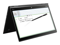 ThinkPad Yoga X1 Yoga 2.70GHz i7-7500U 14Zoll 2560 x 1440Pixel Touchscreen 3G 4G Schwarz Hybrid (2-in-1)